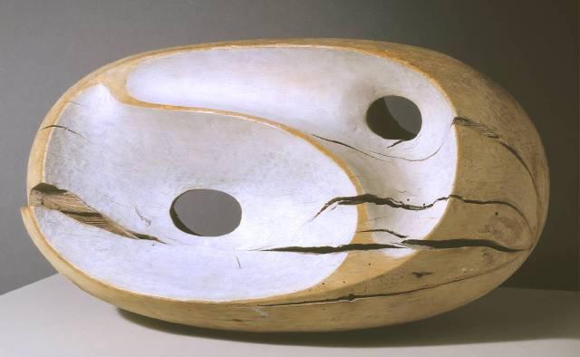 Tides I 1946 by Dame Barbara Hepworth 1903-1975